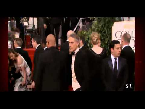 Spunk-Ransom.com_ Rob Pattinson on the GG Red Carpet