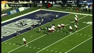 Will Davis vs New Mexico State and Utah (2012)