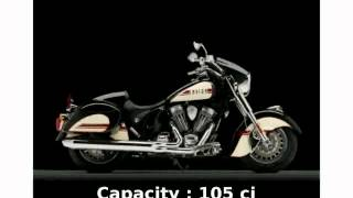 1. Indian Chief Blackhawk Dark Features