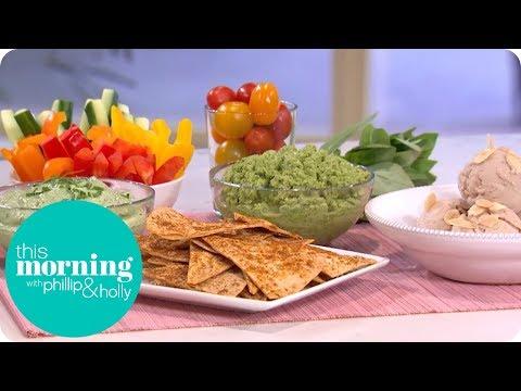 Joe Wicks' Healthy Snacks | This Morning