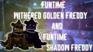 ▷Deviantart- http://133alexander.deviantart.com ▷Subscribe!!!https://www.youtube.com/channel/UCHqJ... ▷Funtime Withered Golden Freddy-http://133alexander.deviantart.com/art/funtime-Withered-Golden-Freddy-694080058?ga_submit_new=10%3A1500720731▷Funtime Shadow Freddy-http://133alexander.deviantart.com/art/Funtime-Shadow-Freddy-v-2-694080077?ga_submit_new=10%3A1500720752