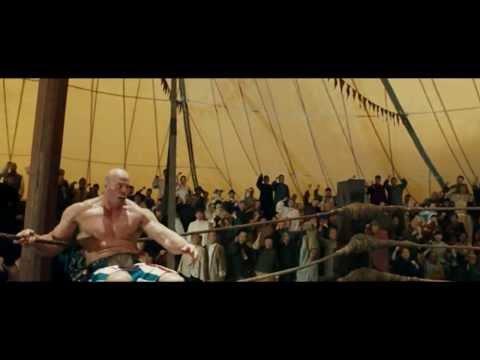 Fearless - boxer vs martial arts master