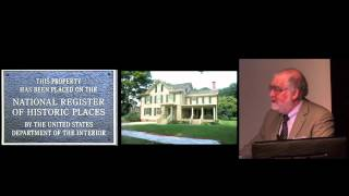 2012 Texas A&M Historic Preservation Symposium keynote address,