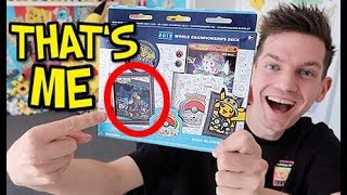 I'm in a *Official Pokémon Card Product* by Unlisted Leaf