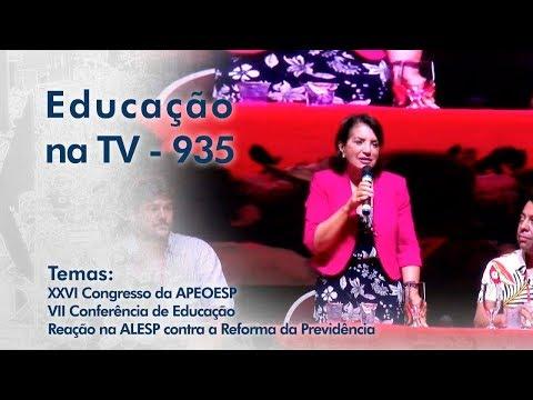 XXVI Congresso da APEOESP | VII Conferência de Educação | Reação na ALESP contra a Reforma da Previdência