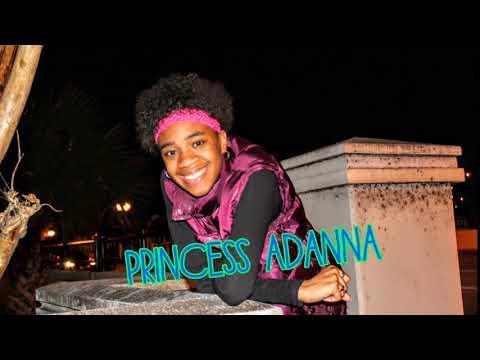 Princess Adanna  -Aw Yeah (Slowed Down by Igloo Ckool Productions)