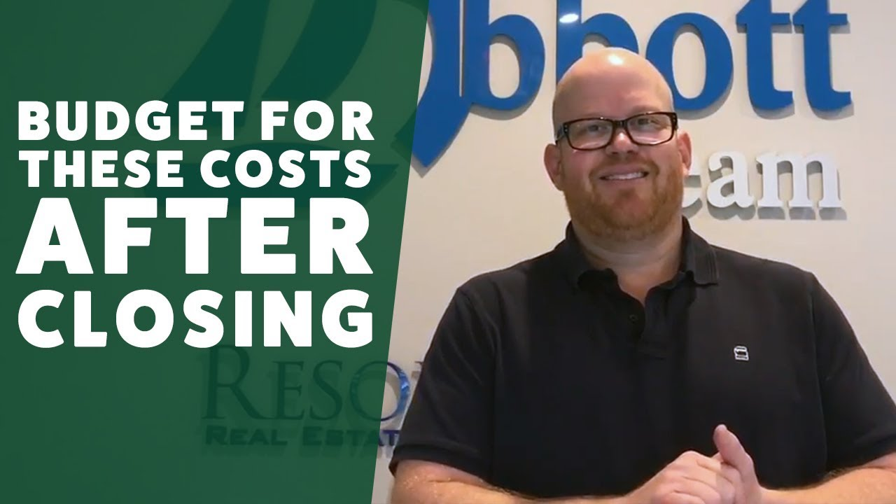 How to Prepare for Unexpected Costs After Closing