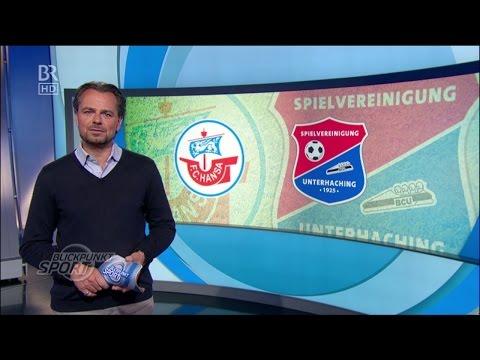 Spieltag: - Hansa Rostock gegen Unterhaching - 14. Spieltag 14/15 - Blickpunkt Sport.