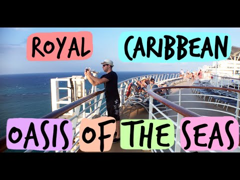 Royal Caribbean - Oasis Of The Seas - Cruise Vacation-TRAVEL DIARY!