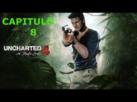 Uncharted 4: A Thief's End Soy un hombre de acción [Capitulo 8]