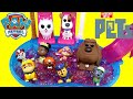 The Secret Life of Pets with Paw Patrol Orbeez Pool Party - Find Surprise Toys Trolls, Tsum Tsum