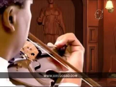 Clases de violín – Ejercicios para mano izquierda