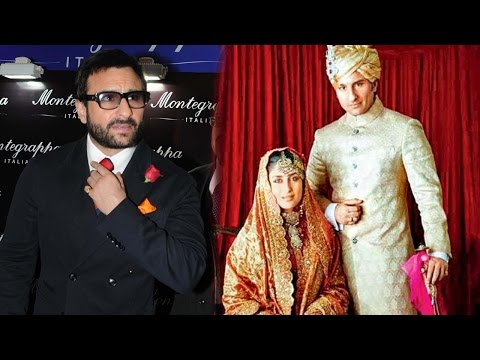 Saif Ali Khan's Funny Comment On Live In Relations