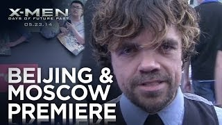 X-Men: Days of Future Past | Beijing & Moscow Premiere Highlights