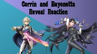 Super Smash Bros. for WII U/ 3DS – Trailer Reactions – Corrin/Kamui & Bayonetta