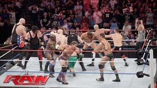 Video Team U.S.A. vs. The Multinational Alliance - 16-Man Elimination Tag Team Match: Raw, July 4, 2016 MP3, 3GP, MP4, WEBM, AVI, FLV Agustus 2018