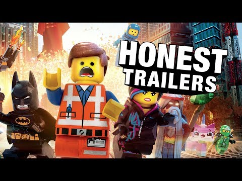 Honest Trailers – The LEGO Movie (feat. Epic Rap Battles of History – Nice Peter & EpicLLOYD)