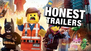 Video Honest Trailers - The LEGO Movie (feat. Epic Rap Battles of History - Nice Peter & EpicLLOYD) MP3, 3GP, MP4, WEBM, AVI, FLV Desember 2018