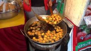 THAI FOOD, THAI STREET FOOD, FOOD IN THAILAND, ASIAN FOOD, EXOTIC FOOD, STREET STALL FOOD,