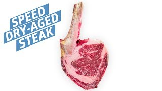Can You Dry-Age a Steak In Only 3 Days? — You Can Do This! by Eater