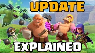 Video NEW UPDATE EXPLAINED - Builder Base Tips | Clash of Clans MP3, 3GP, MP4, WEBM, AVI, FLV Mei 2017