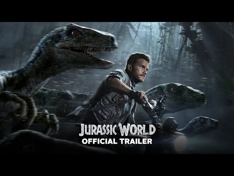 Jurassic World ('Global' Trailer)
