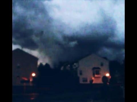 INSANE Tornado for Stafford, Virginia