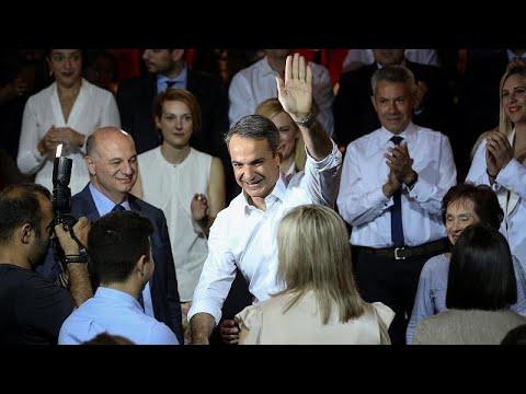 Κ. Μητσοτάκης: Το πολιτικό προφίλ και η πορεία του μέχρι σήμερα…