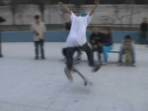 el mejor skater del mundo Rodney Mullen