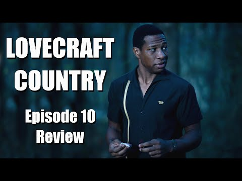 LOVECRAFT COUNTRY - Episode 10 Season Finale Review (No spoilers)