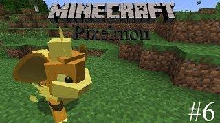 Pixelmon: Episode 6: Yellow Boss Growlithe!