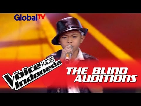 "Deven ""Beat It"" I The Blind Auditions I The Voice Kids Indonesia GlobalTV 2016"