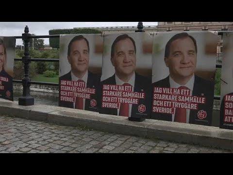 Κυβέρνηση μειοψηφίας στη Σουηδία
