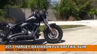 6. Used 2013 Harley Davidson Softail Slim Motorcycle for sale in Orlando FL