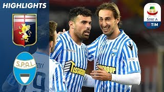 Video Genoa 1-1 Spal | Exciting Stalemate In Genoa | Serie A MP3, 3GP, MP4, WEBM, AVI, FLV Desember 2018