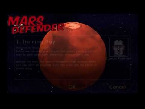 Video of Mars Defender: Space RPG