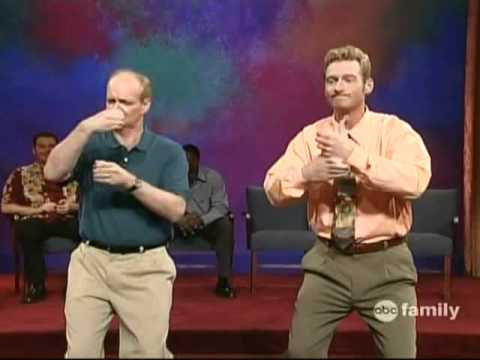 Whose Line is it Anyway – Sound Effects – Batman
