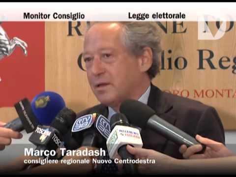 Monitor Consiglio - Riforma legge elettorale toscana.