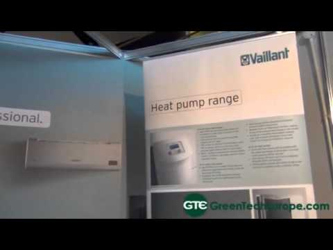 Vaillant Interview: Heat pumps