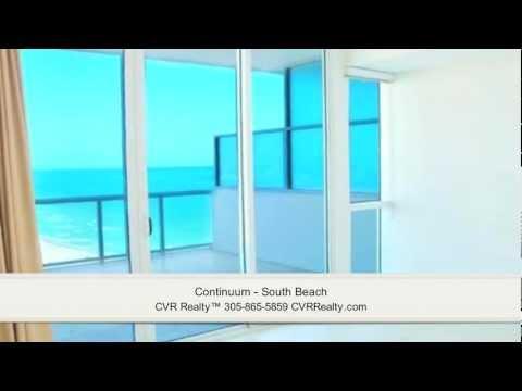 Continuum Condo - South Beach