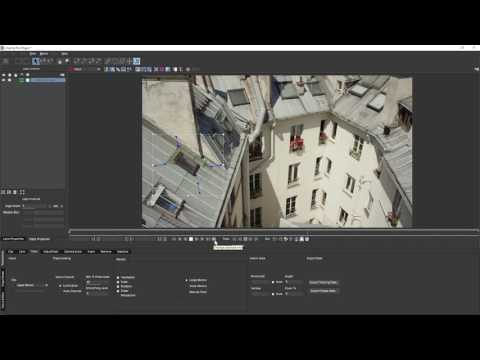 Getting Started with Mocha  -  01  - Fundamentals of Planar Tracking