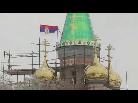 Serbien: Cafés, Brandysorte, Dorf & Kirche nach Putin benannt