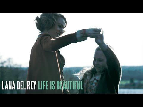 Tekst piosenki Lana Del Rey - Life Is Beautiful po polsku