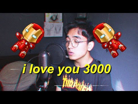 I Love You 3000 - Stephanie Poetri (cover By Reza Darmawangsa)
