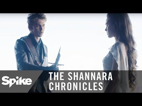 'Amberle Returns' Ep. 208 Official Clip   The Shannara Chronicles (Season 2)