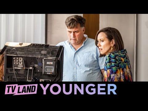 'Miriam Shor's Directorial Debut' Ep.5 BTS | Younger (Season 5) | TV Land