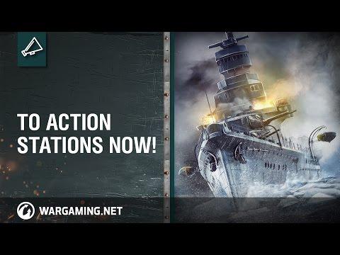 W czwartek, 12 marca, stratują zamkniete beta testy gry World of Warships