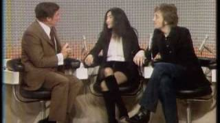 The Mike Douglas Show (John&Yoko) 2/14/72 Part 1