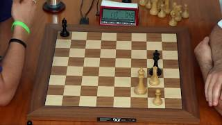 Video Kasparov Has 51 Second against Nakamura's 5 Min 57 Second Amazing Nail biting Game. MP3, 3GP, MP4, WEBM, AVI, FLV September 2018