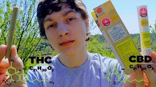 THC vs CBD by Nate420